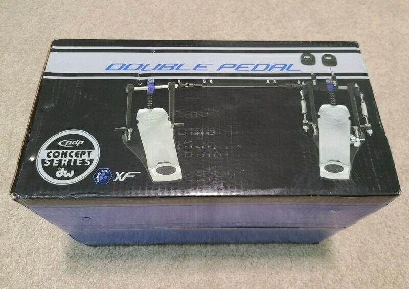 PDP Concept Series Double Bass Drum Pedal PDDPCXF
