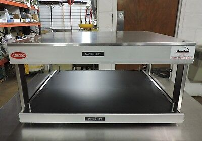 Hatco Glo-ray Grsdh-24 Commercial Horizontal Merchandising Display Warmer