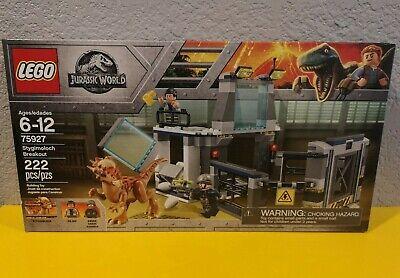 LEGO Jurassic World 75927 Stygimoloch Breakout - NEW, SEALED - FREE SHIPPING!!!