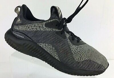 301adcdfc35f4 Mens Adidas Alphabounce HPC AMS M DA9561 Black Grey Size US 8 Athletic Shoes