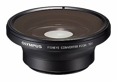 FCON-T01 OLYMPUS Fish Eye Converter (Supported camera:TG-5/TG-4/TG-3/TG-2/TG-1) for sale  Shipping to Canada