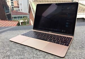 2016 Macbook Retina