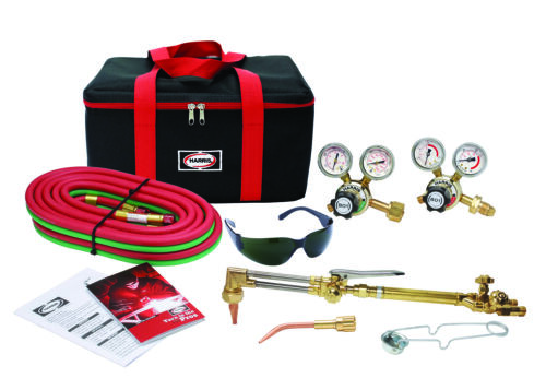 Harris Victor Compatible Ironworker 510 Oxy-Fuel Cutting Torch Outfit 4400372