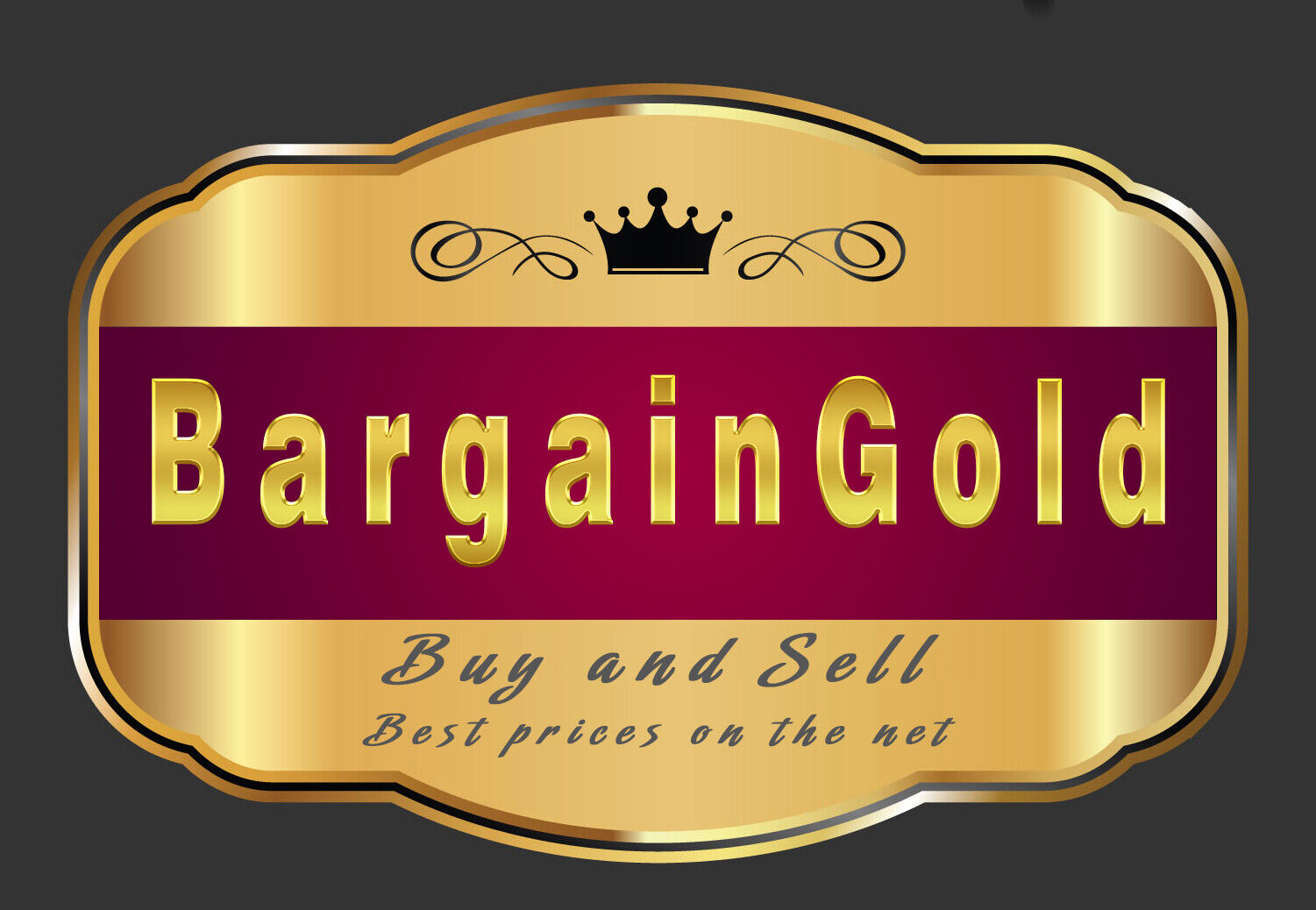 The Domain Name BargainGold.com Is For Sale  - $2,190.00