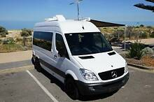 2011 Mercedes Sprinter Motorhome Campervan RV Adelaide Region Preview