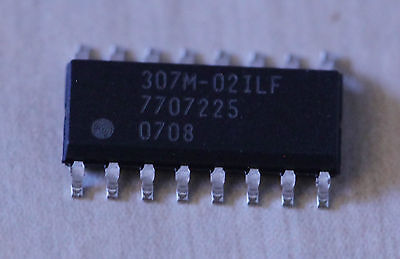 50pcs 307m-02ilft Cleaner Serially Programmable Pll Clock Source Synthesizer