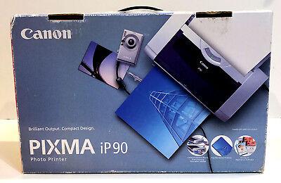 (Canon Pixma Printer IP90 NEW)