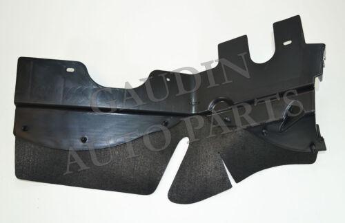 FORD OEM Rear Bumper-Shield Left 7T4Z78280A03AA