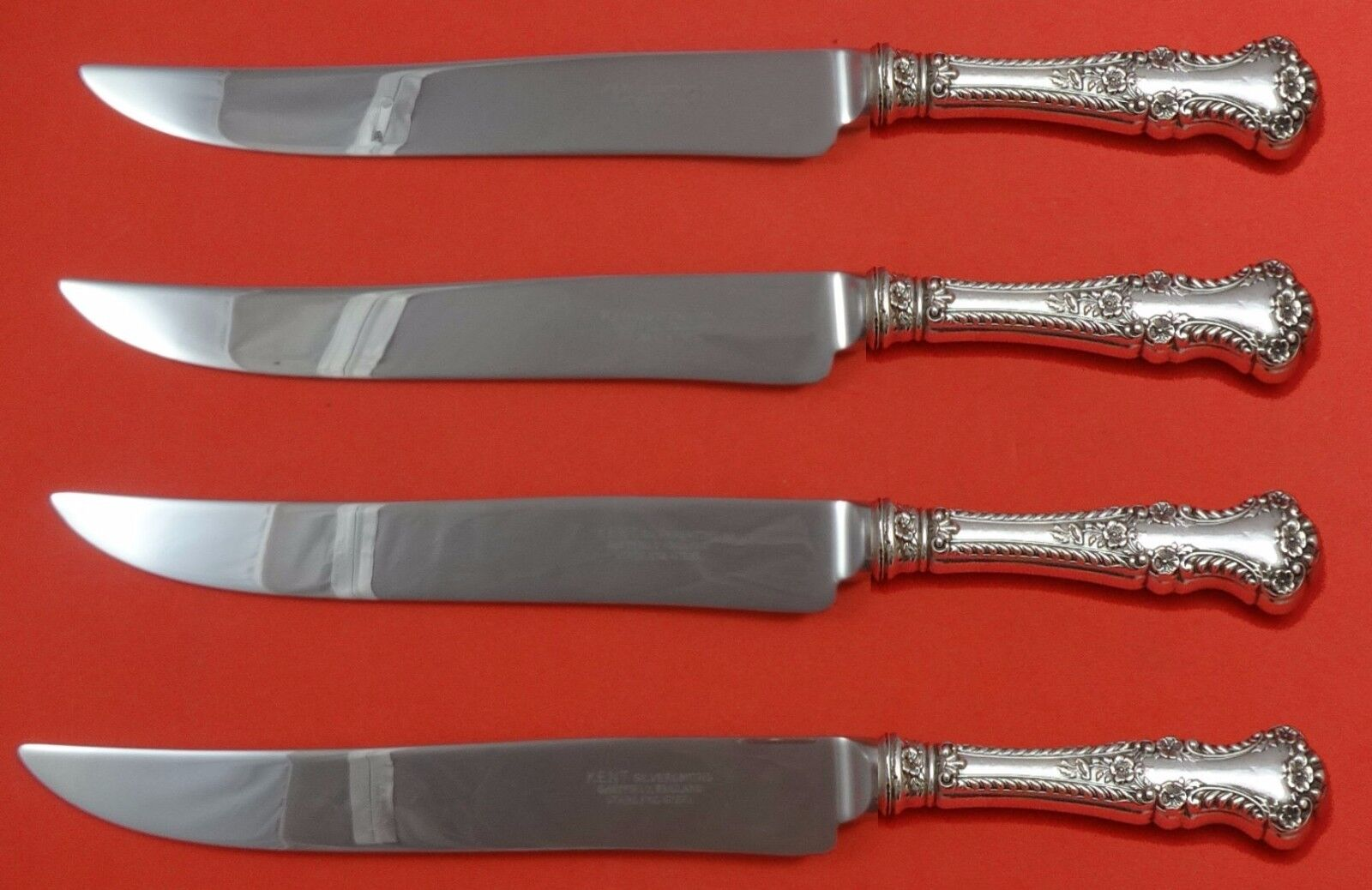 """8 1//2/"""" Cluny by Gorham Sterling Silver Tomato Server HHWS  Custom Made Approx"""