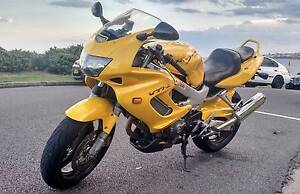 Honda VTR1000F Firestorm, great condition, Staintunes Bondi Eastern Suburbs Preview