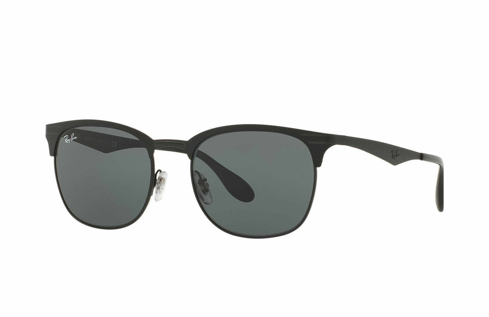 ce29148223 Sunglasses Ray-Ban Rb3538 186 71 53 Matte Black on Shiny for sale ...