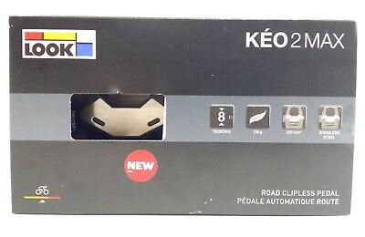 8650de3a704 Pedals - Look Keo 2 Max - Trainers4Me