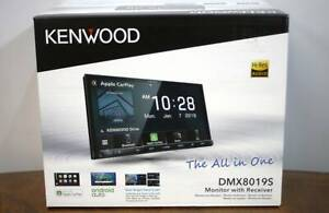 """Kenwood 7"""" Car Stereo with Apple Carplay, Android Auto, Bluetooth"""