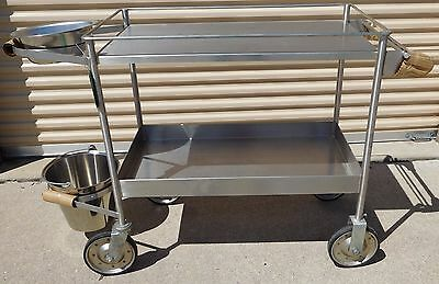 New Suburban Surgical Company Dressing Device And Food Service Industry Carts