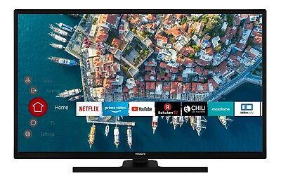 Hitachi F32E4100 32 Zoll Fernseher - Full HD Smart TV mit Prime Video / Netflix