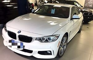 2017 BMW 440i Coupe transfer lease