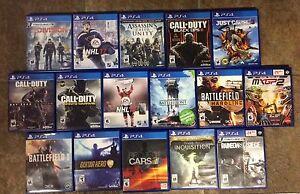 Jeux de Playstation 4