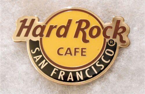 HARD ROCK CAFE SAN FRANCISCO CLASSIC LOGO MAGNET
