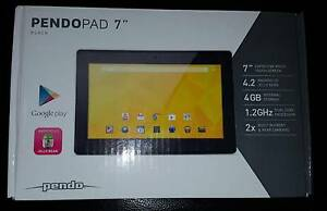 """Pendo Pad 7"""" Android 4.2 Jellybean Tablet 4GB Wi-Fi Reynella East Morphett Vale Area Preview"""