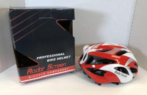 Radar Screen Bicycle Helmet Adult Bike Helmet for Men Women