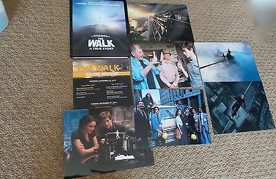 THE WALK A TRUE STORY PRESS KIT JOSEPH GORDON LEVITT