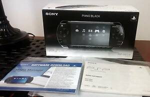 SONY PSP +FULL GAMES INSTALLED 16GB Memory Size Keilor Downs Brimbank Area Preview