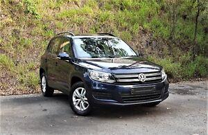 2011 Volkswagen Tiguan 132 TSI (4x4) Everton Hills Brisbane North West Preview