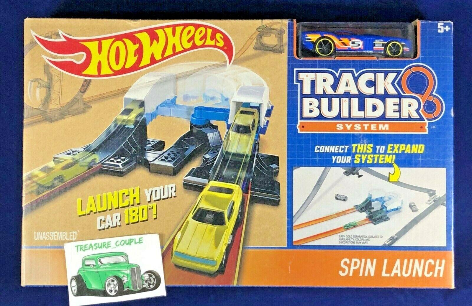 wheels workshop track builder spin