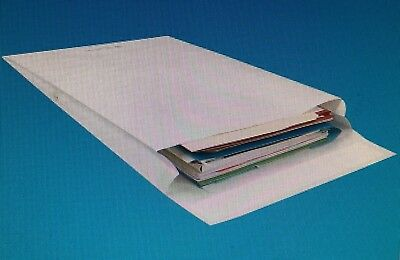 Heavy Weight 18lb. Tyvek Envelopes - Open-end Expandable -12x16x2 Quantity 95