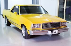 1978 CHEVROLET EL CAMINO LHD Mile End West Torrens Area Preview