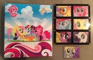 Trading Cards / Cartes MY LITTLE PONY Series 1 COMPLETE