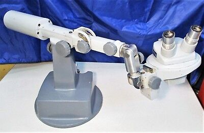 Bausch Lomb Stereo Zoom Microscope 0.7x - 3x With Articulated Stand