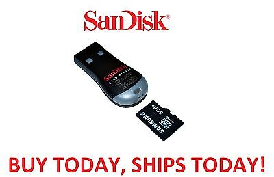Micro SD to USB Memory Card Adapter Reader Dongle Thumb Drive Pen Supports 64GB