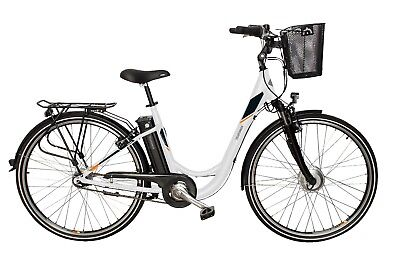 Telefunken City E-Bike RC756 Multitalent - Alu Damen Fahrrad 28 Zoll, 7 Gang