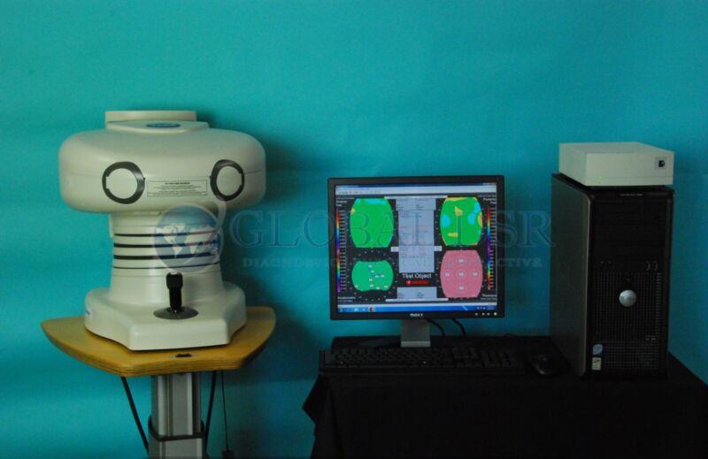 Bausch & Lomb Orbscan IIz Topographer w/ Windows 7 CPU