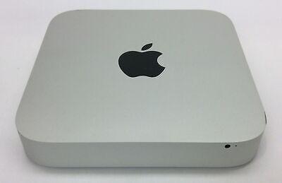 Apple Mac Mini i7-4578U 3.0GHz 16GB 500GB SSD 2014 BTO