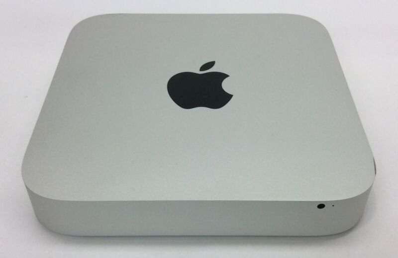 Apple Mac Mini i7-4578U 3.0GHz 16GB 500GB SSD 2014 BTO