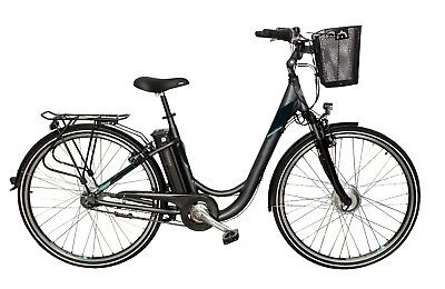 Telefunken City E-Bike RC745 Multitalent - Alu Damen Fahrrad 28 Zoll, 3 Gang