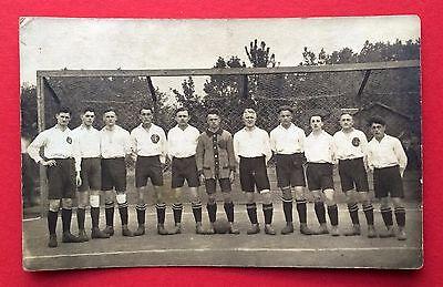 Sport Foto AK Fussball Mannschaft   ( 6642