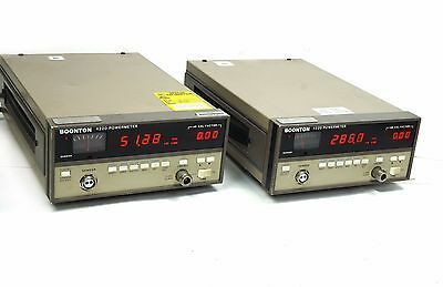 Boonton 4220-s3 Rf Power Meter -75.050.0 Dbm 100 Khz To 110 Ghz