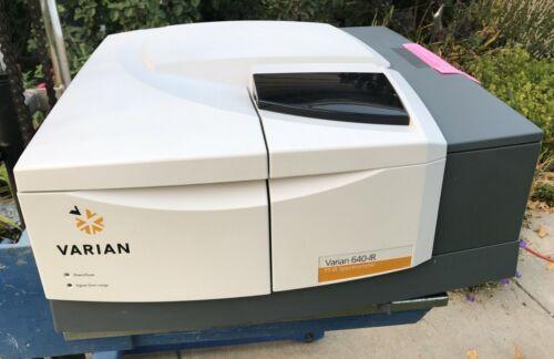 Varian 640-IR FT-IR Spectrometer