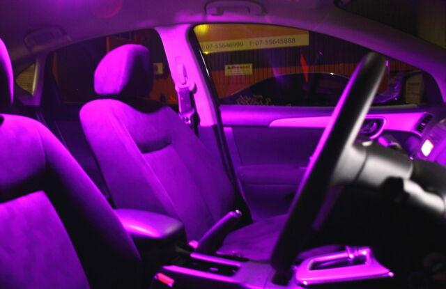 Ford Fairlane LTD Super Bright Purple LED Interior Light Conversion Kit