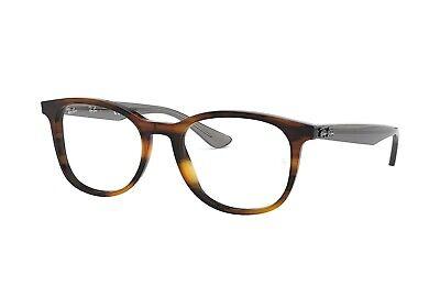 New Authentic Ray Ban Glasses RB 5356 5607 Tortoise 54mm Frames Eyeglasses (New Rayban Glasses)
