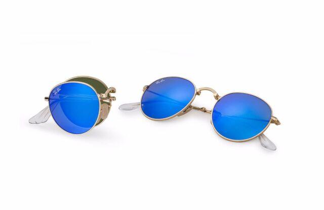 rayban aviator 3025  Sunglasses Ray-Ban Round Metal Folding Rb3532 001/68 50 RAYBAN