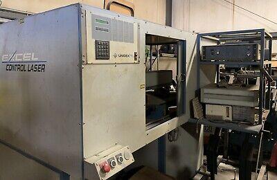 Excel Control Engraving Laser 40 Watt Co2 110v W Spare Controller Synrad Laser