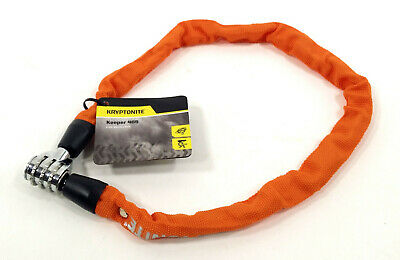 Kryptonite Keeper 465 Chain Lock with 3-Digit Combo 2.13
