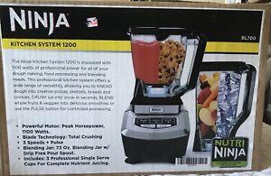 Blender - Ninja Kitchen System 1200 - BL700 Series