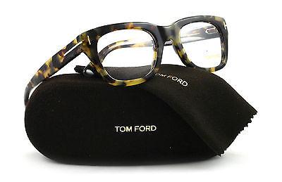 NEW Tom Ford Eyeglasses TF 5178 Tortoise 055 TF5178 50mm