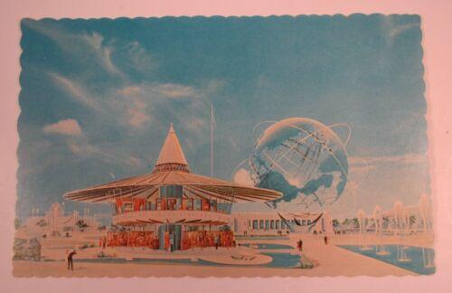 New York Worlds Fair -- Philippines Pavilion -- Postcard (1964)