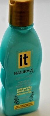 IT NATURALS ~ 12 In ONE Amazing Leave In Treatment Keratin Enriched Ipsy 2oz